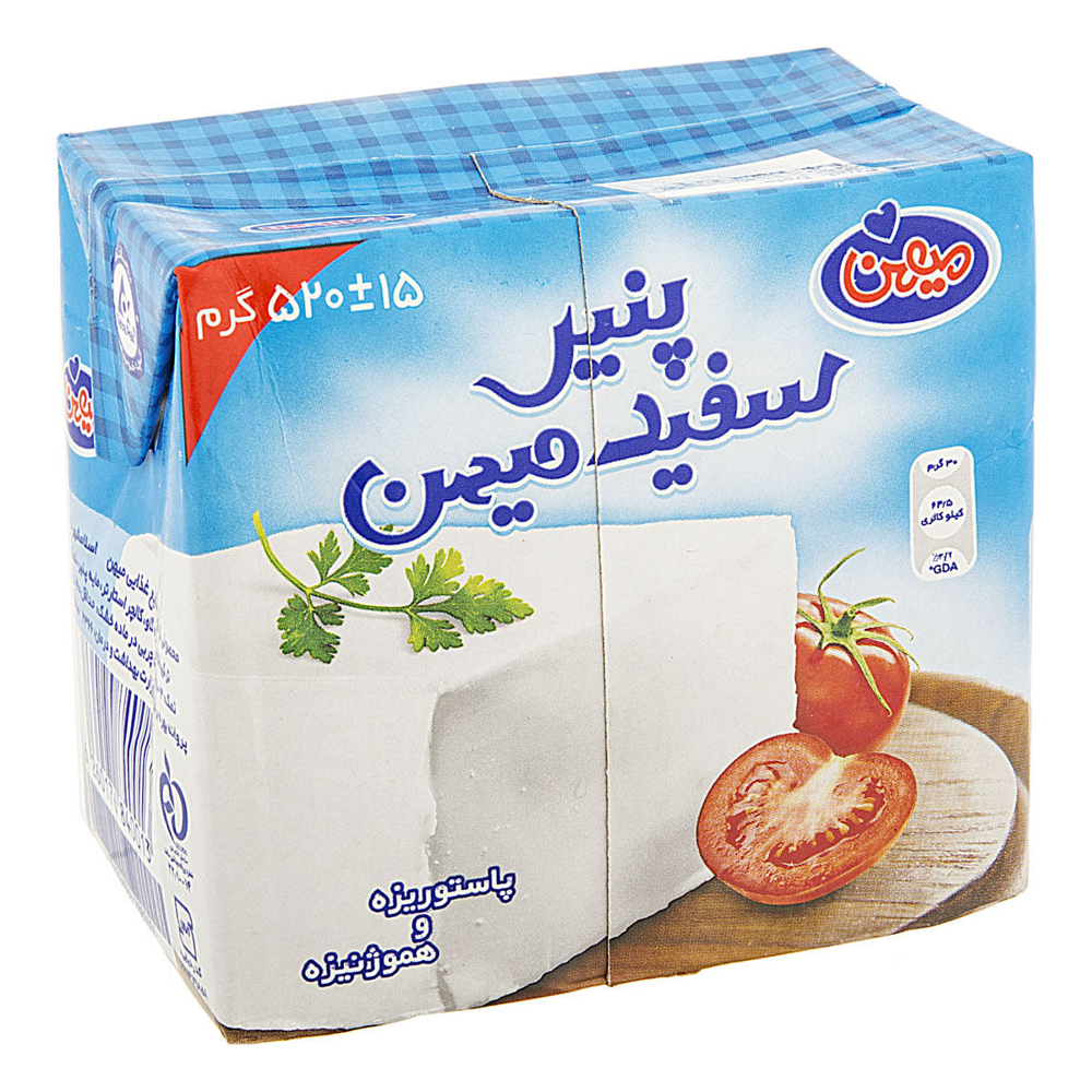 تصویر میهن پنیر سفید فتا 520 گرمی