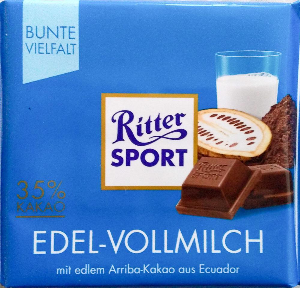 تصویر ریتر اسپرت شکلات تخته ای آبی